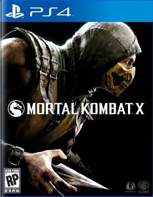 Mortal Kombat X/PS4