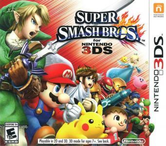 Super Smash Bros./3DS
