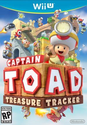 Captain Toad Treasure Tracker/Wii U