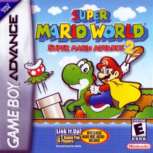 Super Mario Advance 2 (Super Mario World) / GBA