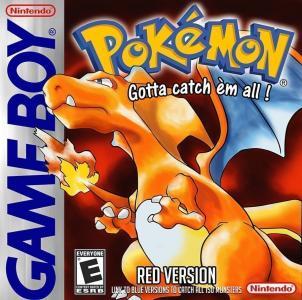 Pokemon Red/Game Boy