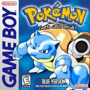 Pokemon Blue/Game Boy