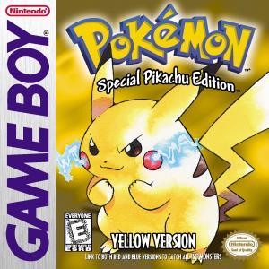 Pokemon Yellow/Game Boy
