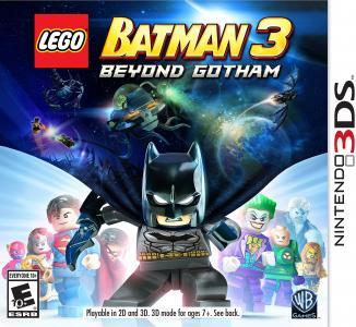 Lego Batman 3 Beyond Gotham/3DS