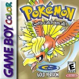 Pokemon Gold/Game Boy Color