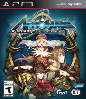 Ar No Surge Ode To An Unborn Star/PS3