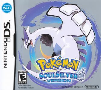 Pokemon Soulsilver Anglais/DS