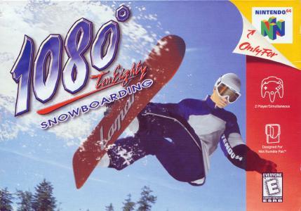 1080 Snowboarding/N64