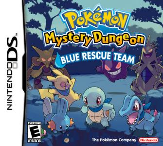 Pokemon Mystery Dungeon Blue Rescue Team/DS