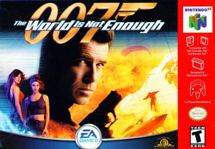 007 The World Is Not Enough/N64