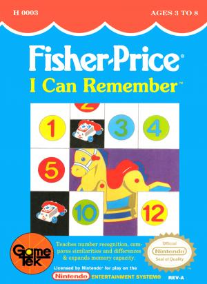 Fisher-Price I Can Remember/NES