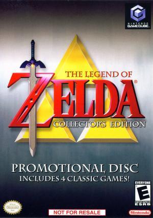 The Legend Of Zelda Collector's Edition/GameCube