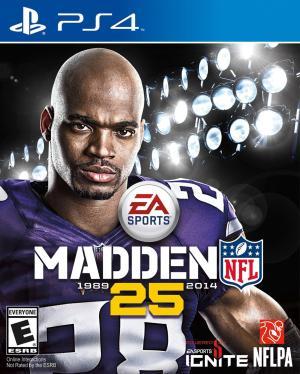 Madden NFL 25/PS4