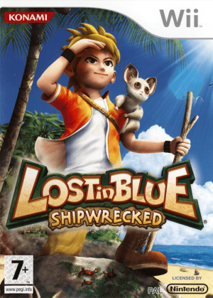 Lost In Blue Shipwrecked/Wii