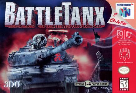 BattleTanx/N64