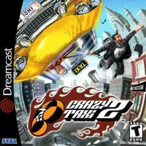 Crazy taxi 2/Dreamcast