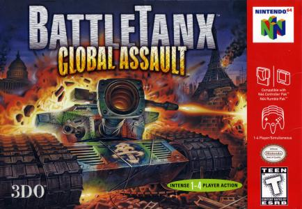 BattleTanx Global Assault/N64