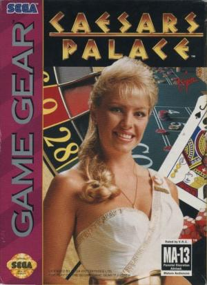 Caesar's Palace/Game Gear
