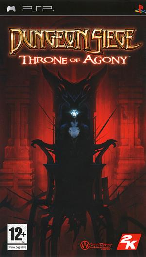 Dungeon Siege Throne Of Agony/PSP