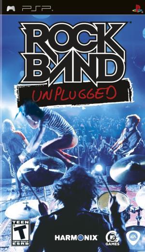 Rock Band Unplugged/PSP