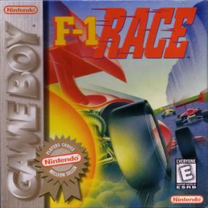 F-1 Race/Game Boy