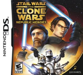 Star Wars The Clone Wars  Republic Heroes/DS