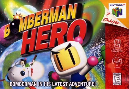Bomberman Hero/N64