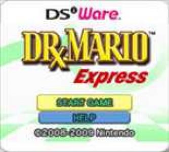 Dr. Mario Express cover