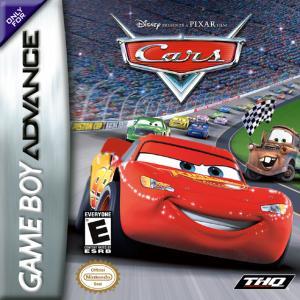 Cars/GBA