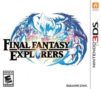 Final Fantasy Explorers/3DS