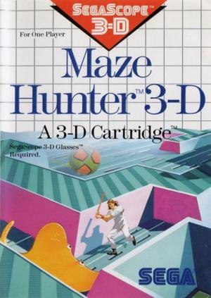 Maze Hunter 3-D/Sega Master