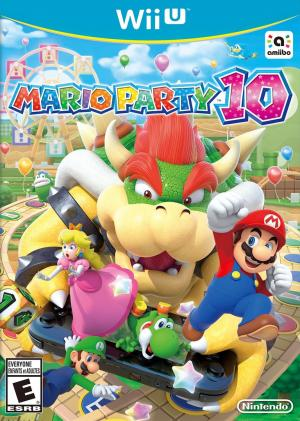 Mario Party 10/Wii U