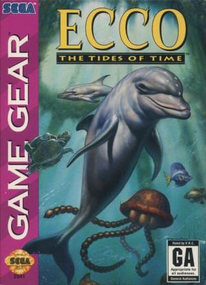Ecco The Tides of Time/Game Gear