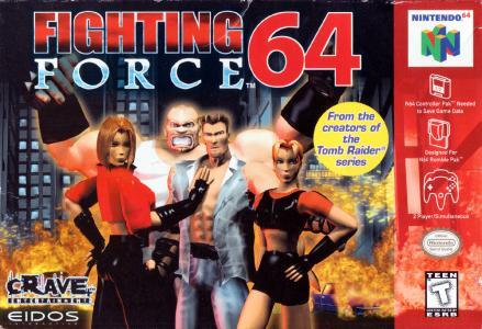 Fighting Force 64/N64