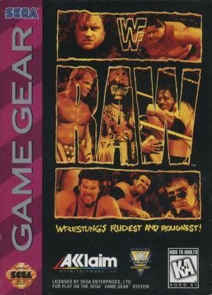 WWF RAW/Game Gear