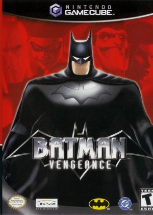 Batman Vengeance/GameCube
