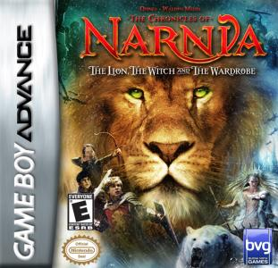 Narnia The Lion The Witch And The Wardrobe/GBA