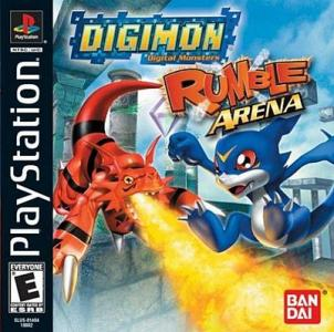 Digimon Rumble Arena/PS