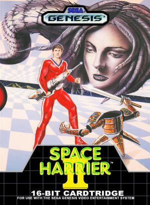 Space Harrier II/Genesis