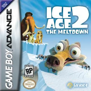Ice Age 2 The Meltdown/GBA