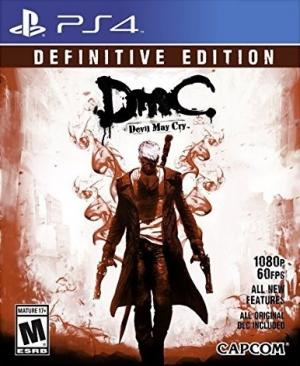 DmC Devil May Cry Definitive Edition/PS4