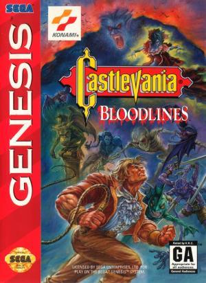 Castlevania Bloodlines/Genesis