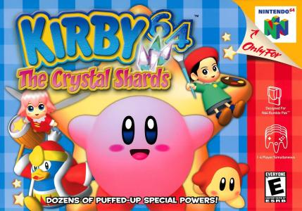 Kirby 64 The Crystal Shards/N64