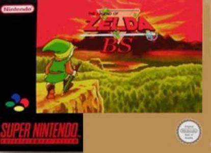 TGDB - Browse - Game - BS Zelda no Densetsu: Inishie no Sekiban