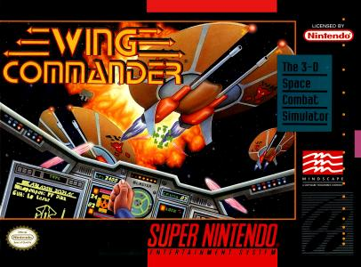 Wing Commander/SNES