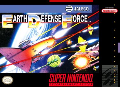 Earth Defense Force/SNES