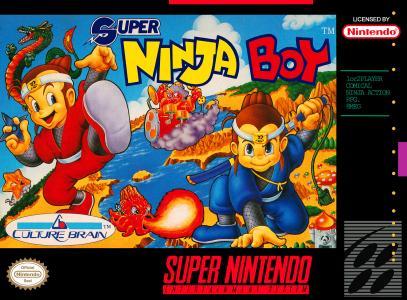 Super Ninja Boy/SNES