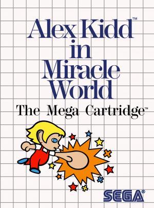 Alex Kidd In Miracle World/Sega Master