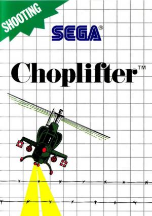 Choplifter/Sega Master