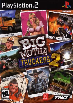Big Mutha Truckers 2/PS2